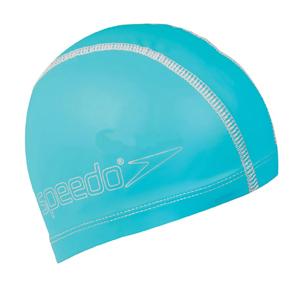 Speedo Pace Cap Junior (Aquablauw)