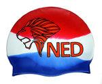 Nederlandse Driekleur badmuts van Badmutswinkel.nl