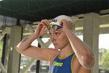 ARENA badmuts van zwemster Sarah Sjostrom
