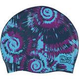 Speedo Flipturn Reversible Cap (Blauw/Paars)_