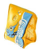 Arena Soft Zwemband Zeepaardje, Maat Medium (Geel)