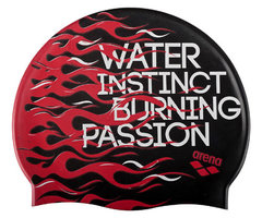 Arena Burning Passion (Zwart/Rood)