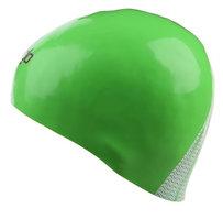 Speedo Fastskin3 Cap (Groen, Maat L)