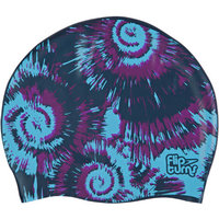 Speedo Flipturn Reversible Cap (Blauw/Paars)