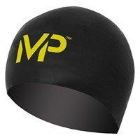 Michael Phelps Race Cap, maat L (Zwart)