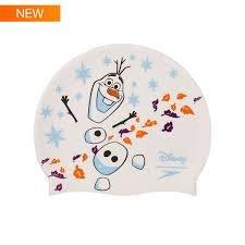 Speedo Slogan Jr. Frozen2 Olaf (Wit)