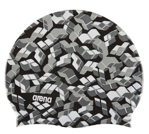 Arena Escher (Grijs/Wit)