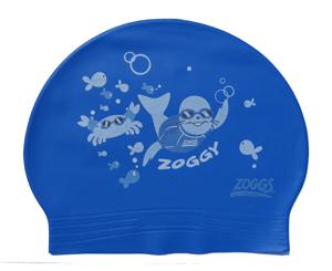 Zoggy Zeehond (Blauw)