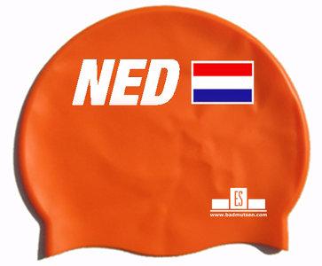 Badmuts Nederland (Oranje)