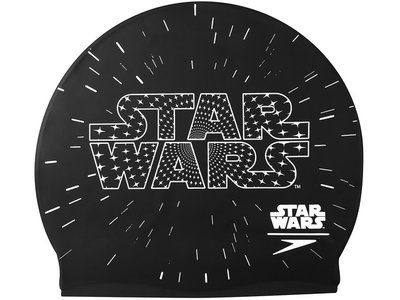 Speedo Slogan Jr. StarWars (Zwart)