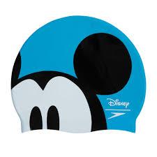 Speedo Slogan Jr. Mickey (Blauw)