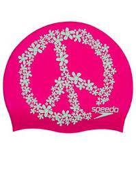Speedo Slogan Bloemen (Roze)