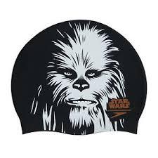 Speedo Slogan StarWars Wolf (Zwart)