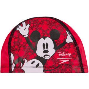 Speedo Pace Cap Junior Mickey (Rood)